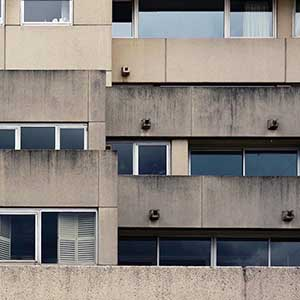 Humedad en fachadas y terrazas