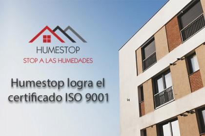 ISO 9001 Humestop