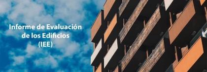 Informe de Evaluación de los Edificios (IEE)